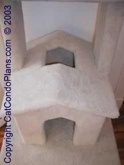 Cat Condo Plans Build a Cat Tree Cat Furniture Plans Cat Tree Plans ...