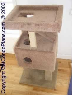 How To Build A Cat Condo Images & Pictures - Becuo